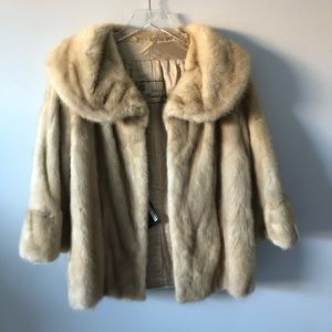 Fur Coat Vintage Himmel's and Sons